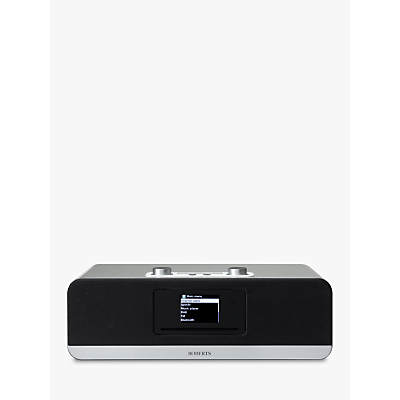 ROBERTS Stream 67 DAB+/FM/Internet Radio Wi-Fi Bluetooth All-In-One Smart Music System