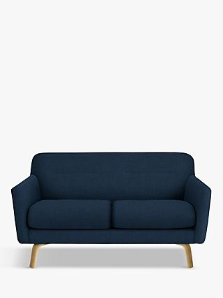 John Lewis & Partners Archie II Medium 2 Seater Sofa, Light Leg