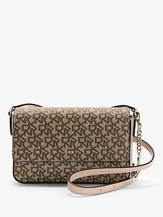 DKNY Bryant Logo Cross Body Bag