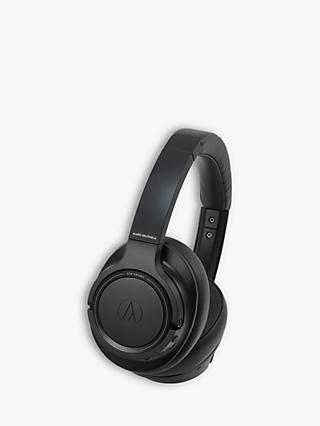 Audio-Technica ATH-SR50BT Wireless Bluetooth Over-Ear Headphones with Mic/Remote