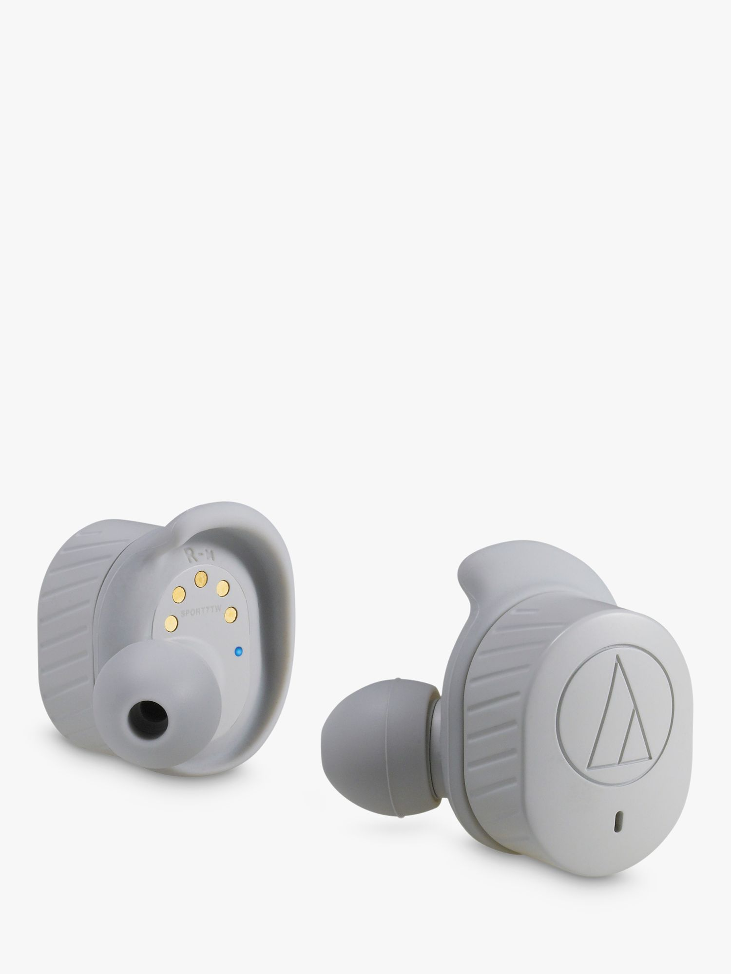 Audio-Technica Audio-Technica ATH-SPORT7TW True Wireless Sweat & Weather-Resistant Bluetooth In-Ear Headphones with Mic/Remote