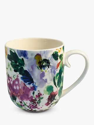 Kelly Ventura Courtyard Mug, 250ml, Multi