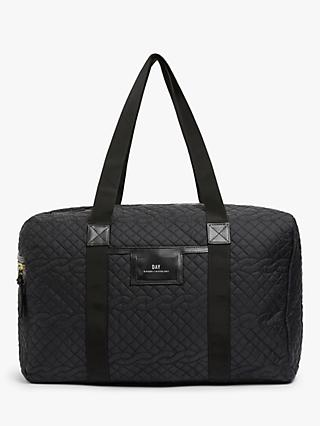 DAY et Gweneth Cable Quilted Tote Bag, Black