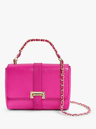 Aspinal of London Lottie Small Leather Shoulder Bag