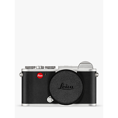 Leica CL Compact System Camera, 4K Ultra HD, 24MP, Wi-Fi, EVF, 3� Touch Screen, Body Only