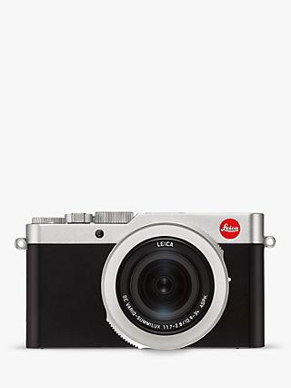 "Leica D-Lux 7 Compact Camera with 24-75mm Lens, 4K Ultra HD, 17MP, Wi-Fi, Bluetooth, EVF, 3"" Touch Screen"