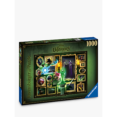 Image of Disney Maleficent Jigsaw Puzzle, 1000 Pieces