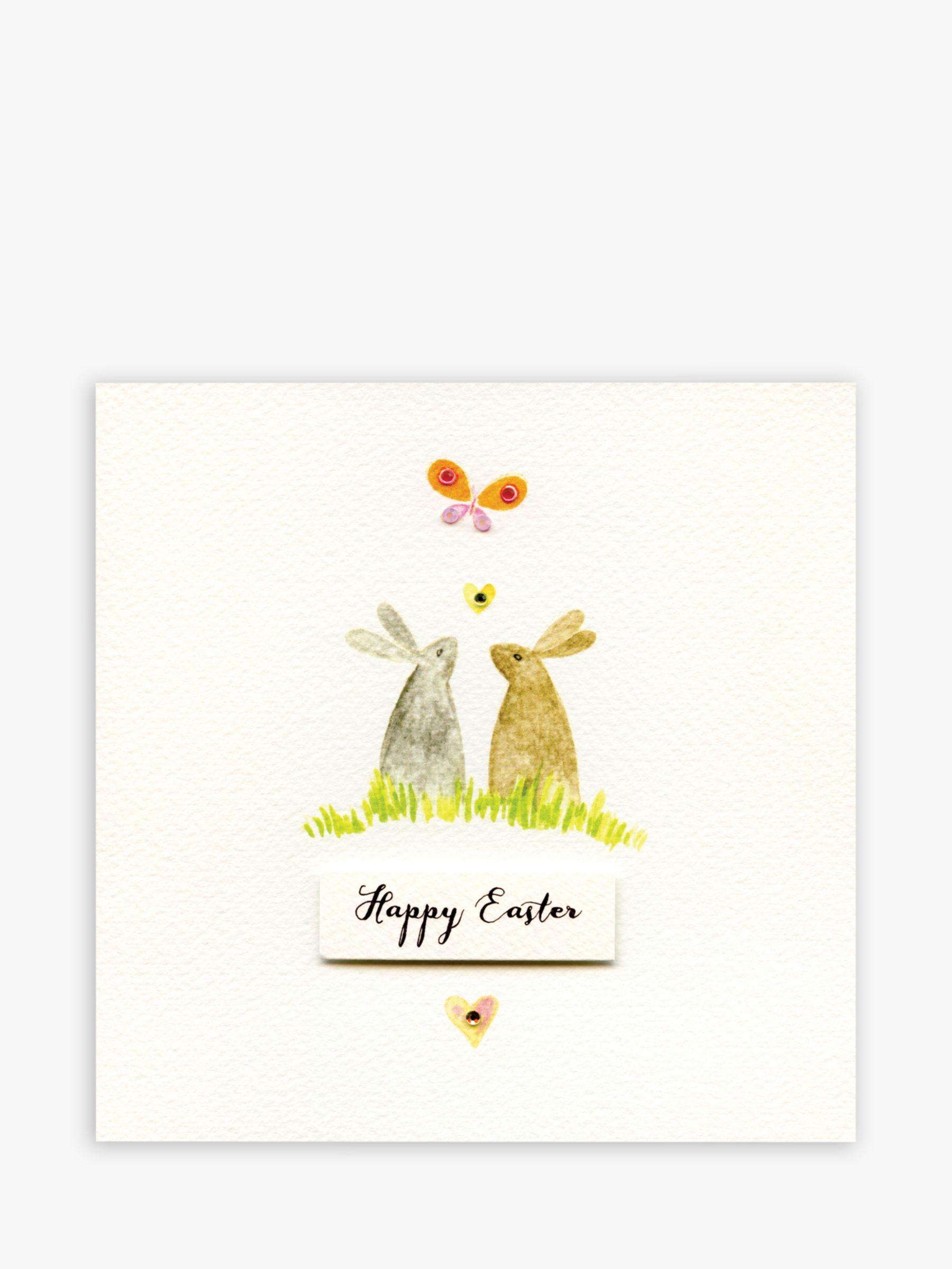 Blue Eyed Sun Blue Eyed Sun Bunnies Easter Card