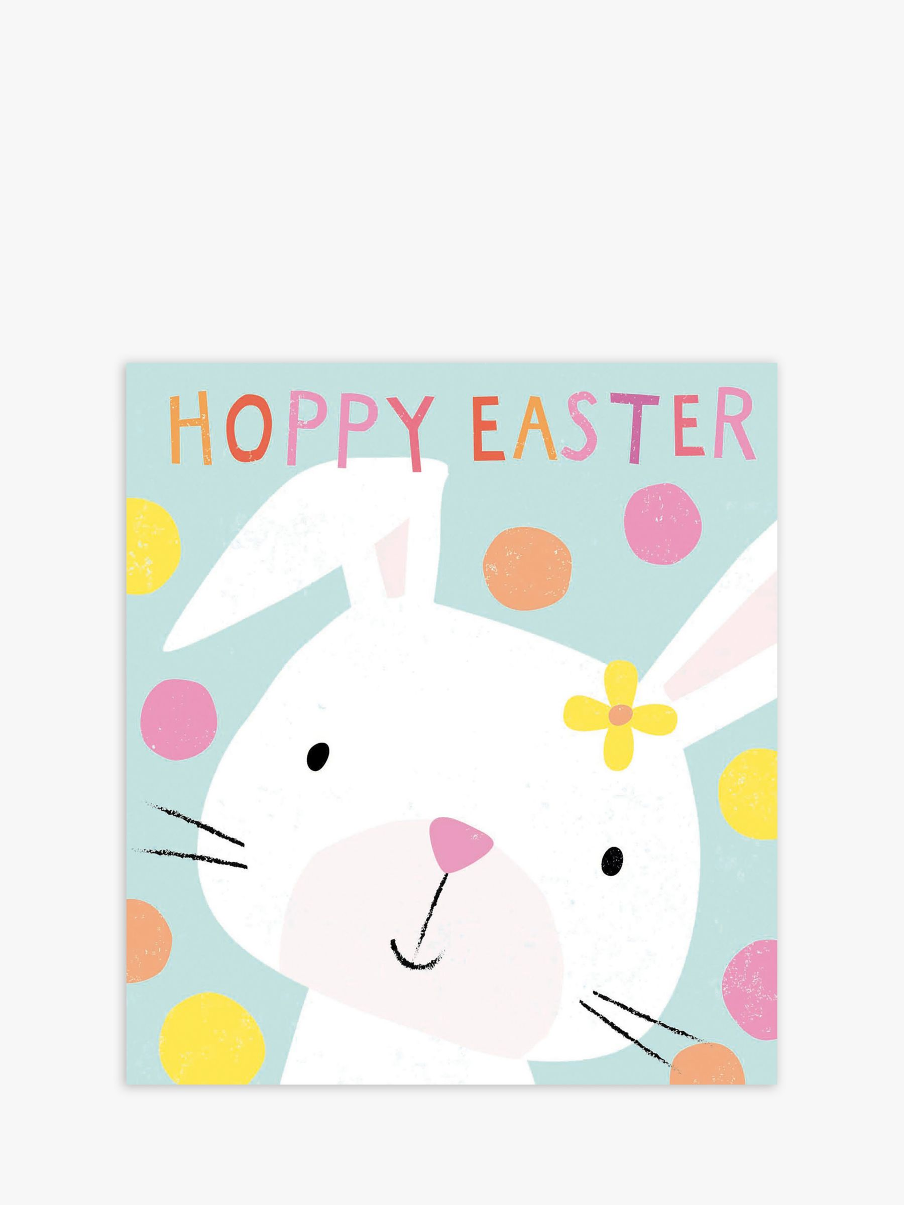 Cardmix Cardmix Bunny Hoppy Easter Cards, Pack of 5