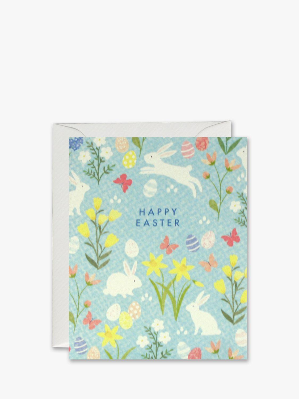 James Ellis Stevens James Ellis Stevens Bunny Easter Cards, Pack of 5