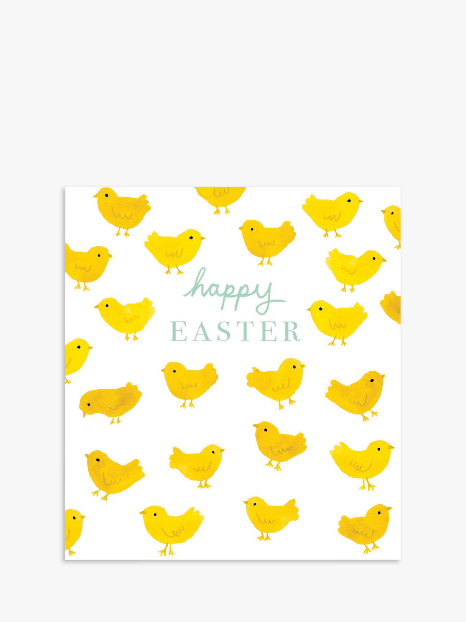 Woodmansterne Woodmansterne Baby Chicks Easter Cards, Pack of 5