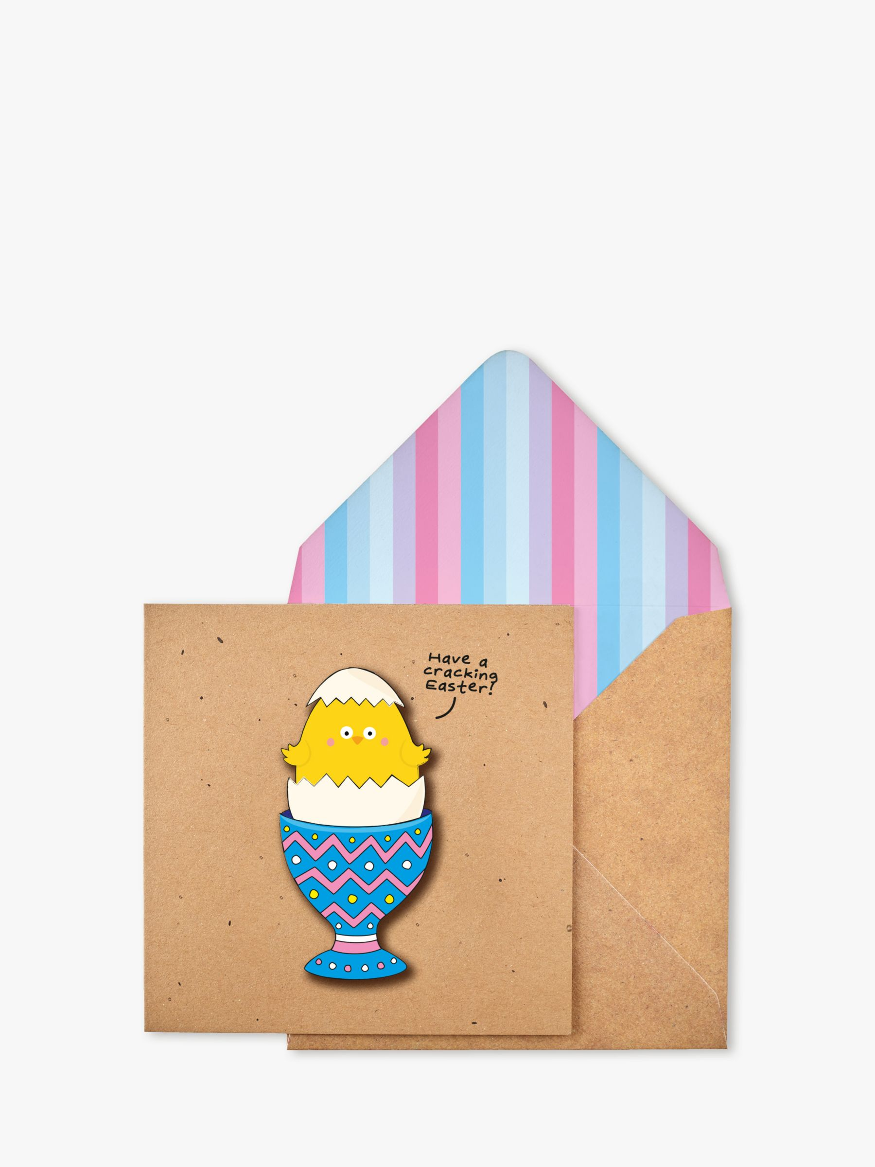 Tache Crafts Tache Crafts Chick Easter Card
