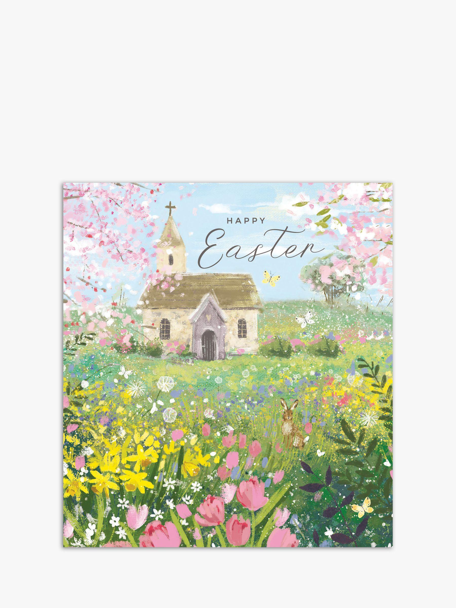 Woodmansterne Woodmansterne Church Easter Cards, Pack of 5