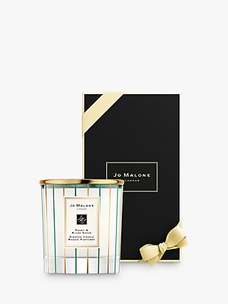 Jo Malone London Peony & Blush Suede Scented Candle, 200g