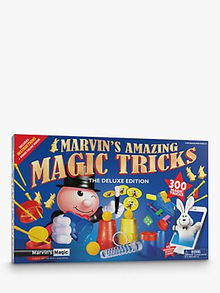 Marvin's Amazing Magic Tricks Deluxe Edition