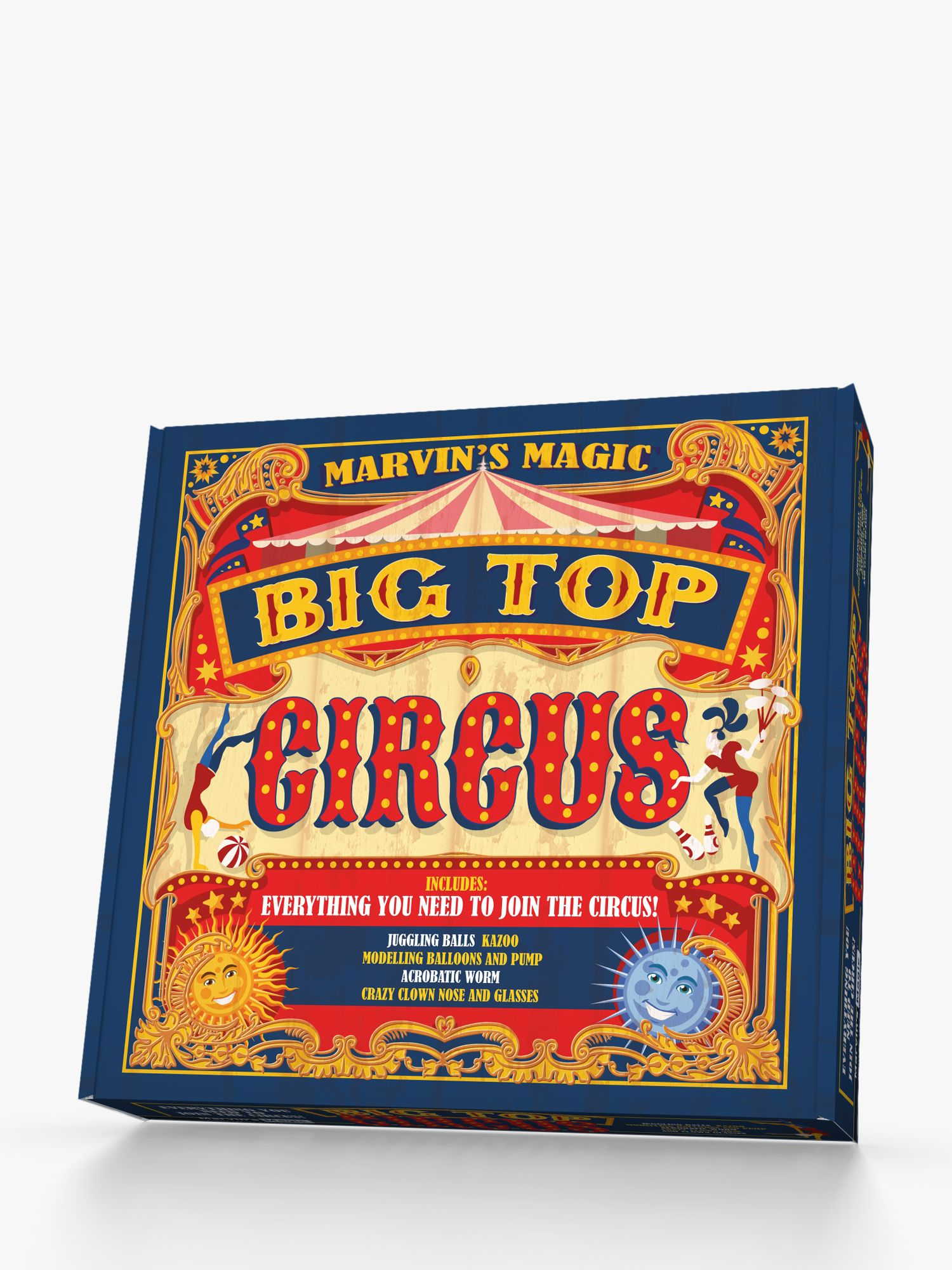 Marvin's Magic Marvin's Magic Big Top Circus Set
