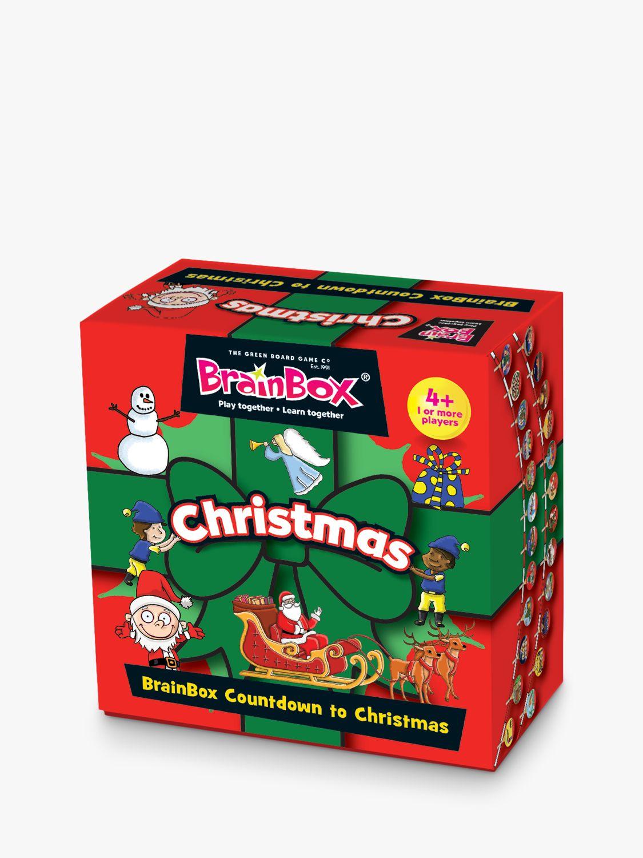 BrainBox BrainBox Christmas Advent Calendar Game