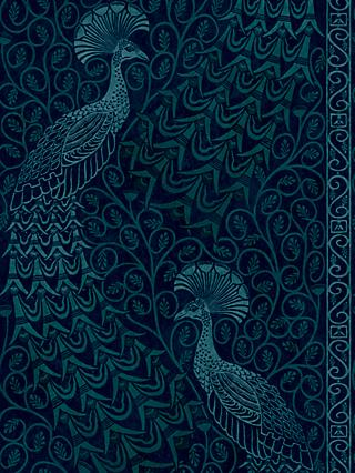 Cole & Son Pavo Parade Wallpaper