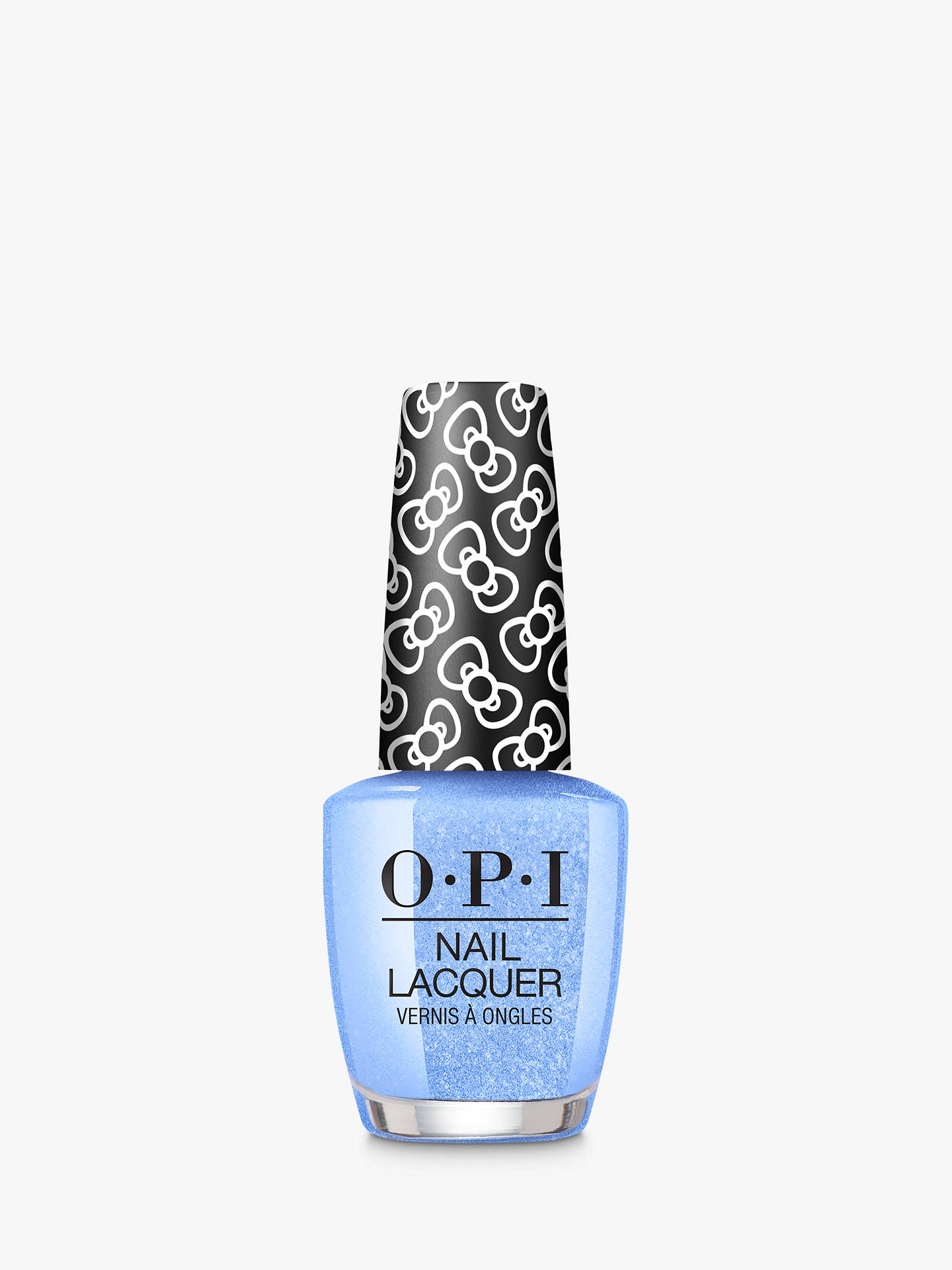 Buy OPI Nails - Nail Lacquer - Hello Kitty Collection, Let Love Sparkle Online at johnlewis.com