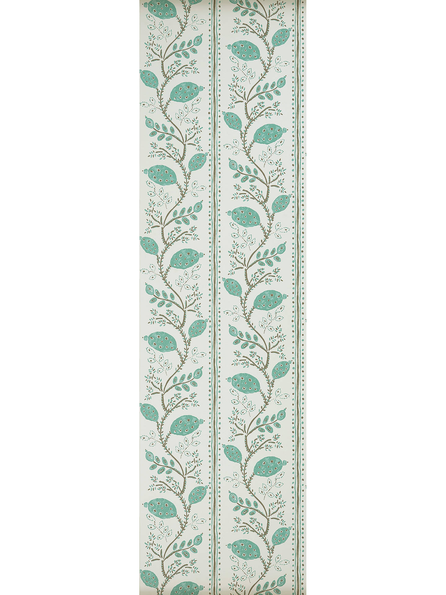 Buy Nina Campbell Pomegranate Trail Wallpaper, NCW4390-02 Online at johnlewis.com