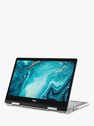"Dell Inspiron 14 5491 Laptop, Intel i7 Processor, 16GB RAM, 512GB SSD, 14"" Full HD, Silver"