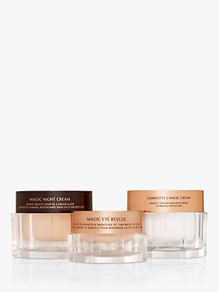 Charlotte Tilbury The Magic Skin Trilogy Skincare Gift Set