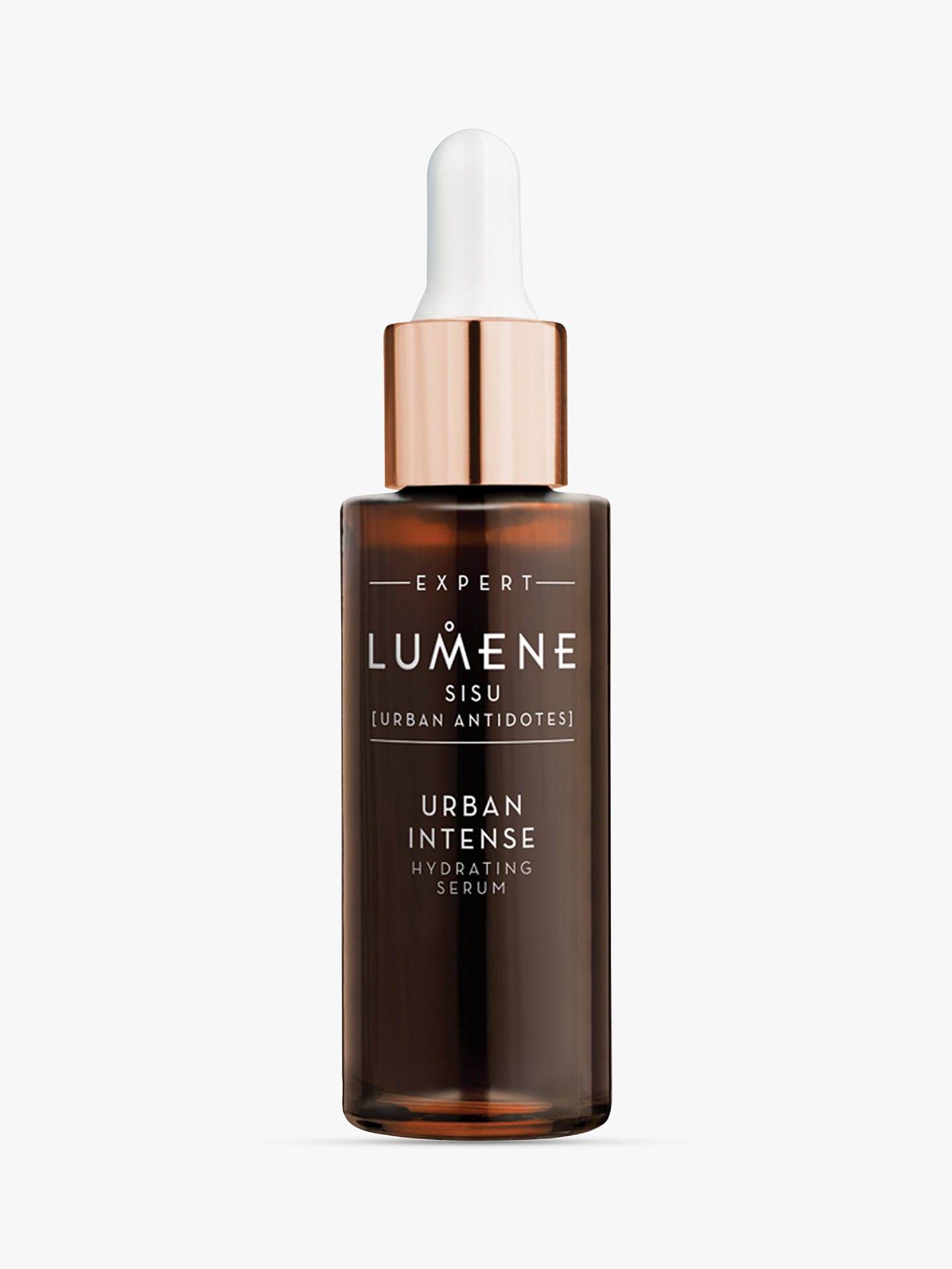Lumene Nordic Detox Urban Intense Hydrating Serum, 30ml by Lumene