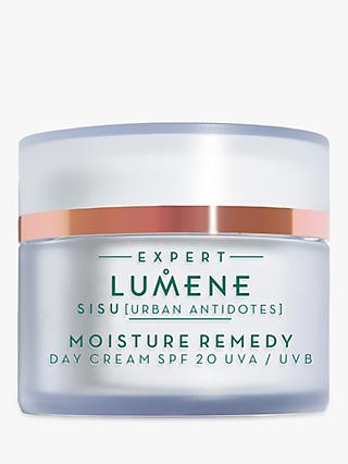 Lumene Nordic Detox Sisu Moisture Remedy Day Cream SPF 20, 50ml