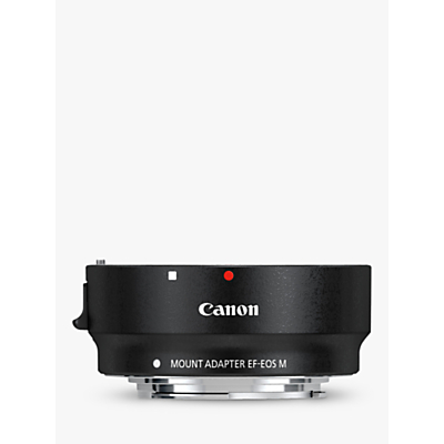 Image of Canon EF-EOS M Mount Adapter
