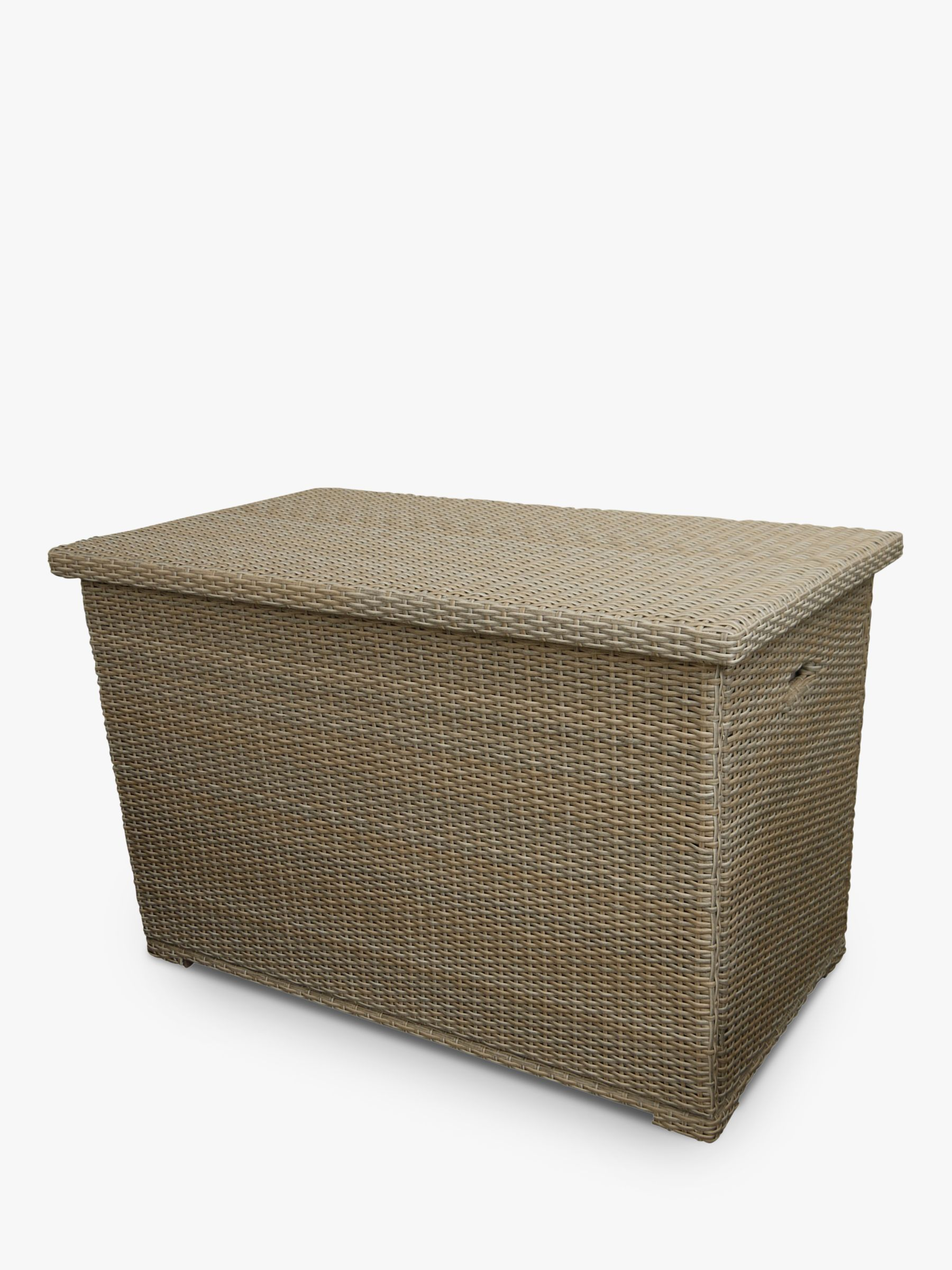 LG Outdoor LG Outdoor Toulon Cushion Storage Box, Brown
