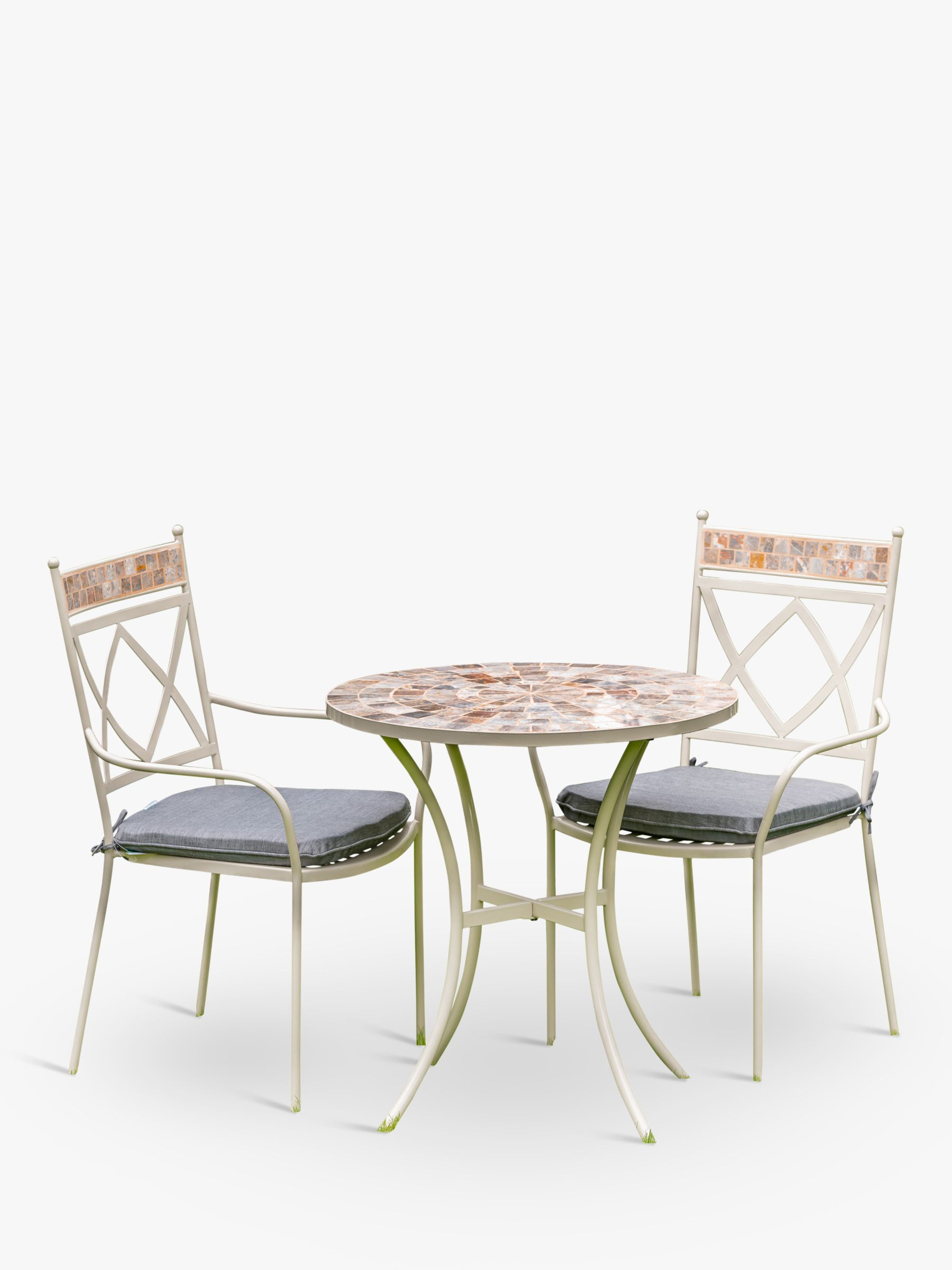 LG Outdoor LG Outdoor Morocco Garden Bistro Table & Chairs Set