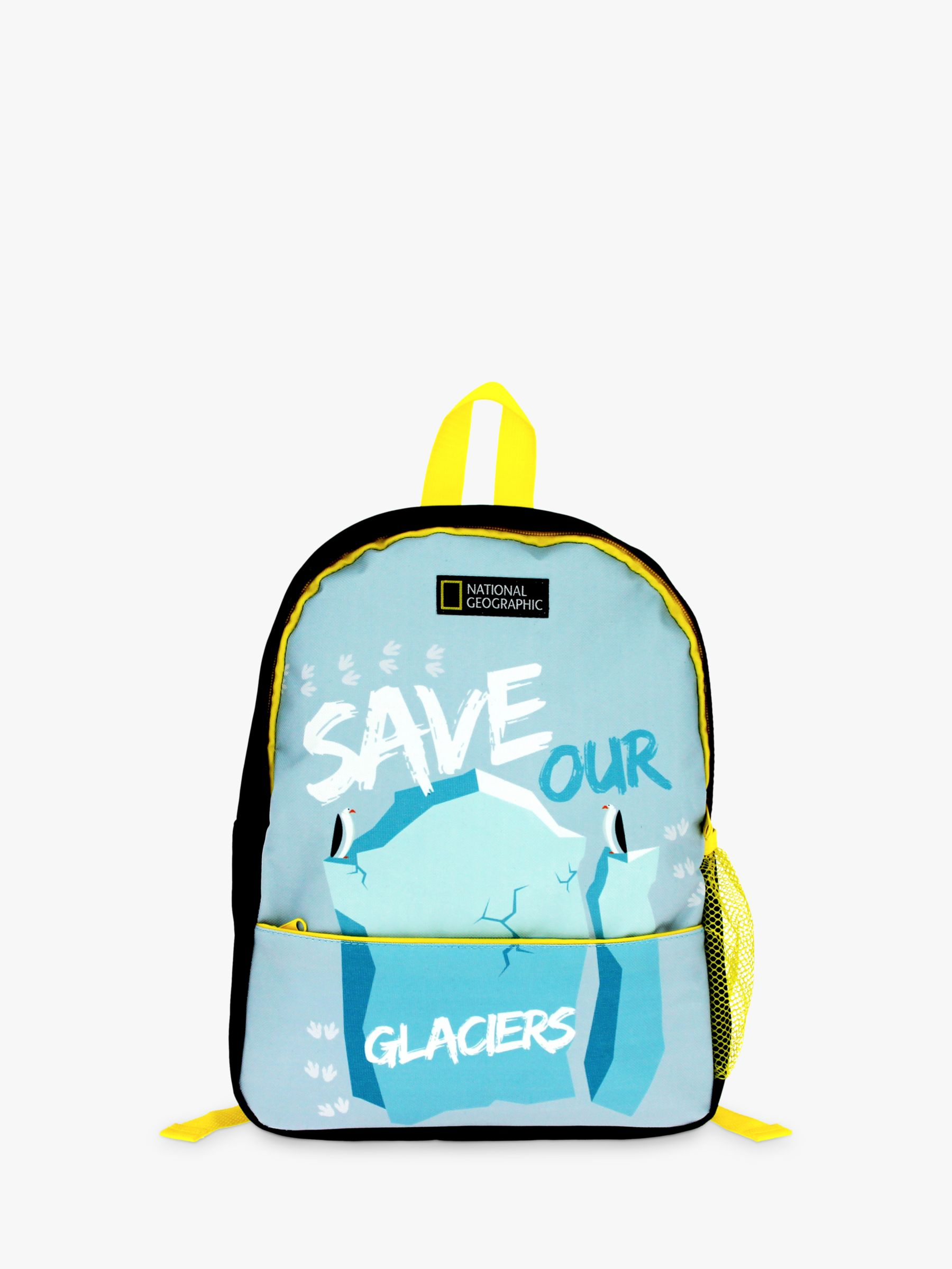 National Geographic National Geographic Save Our Glaciers Children's Backpack