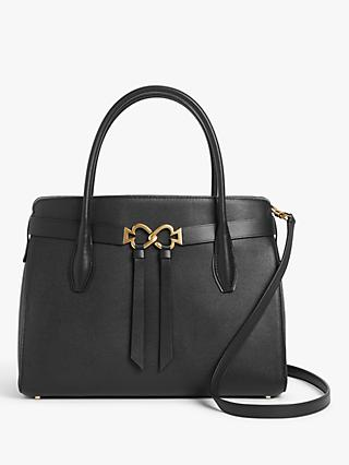 kate spade new york Toujours Large Leather Satchel Bag