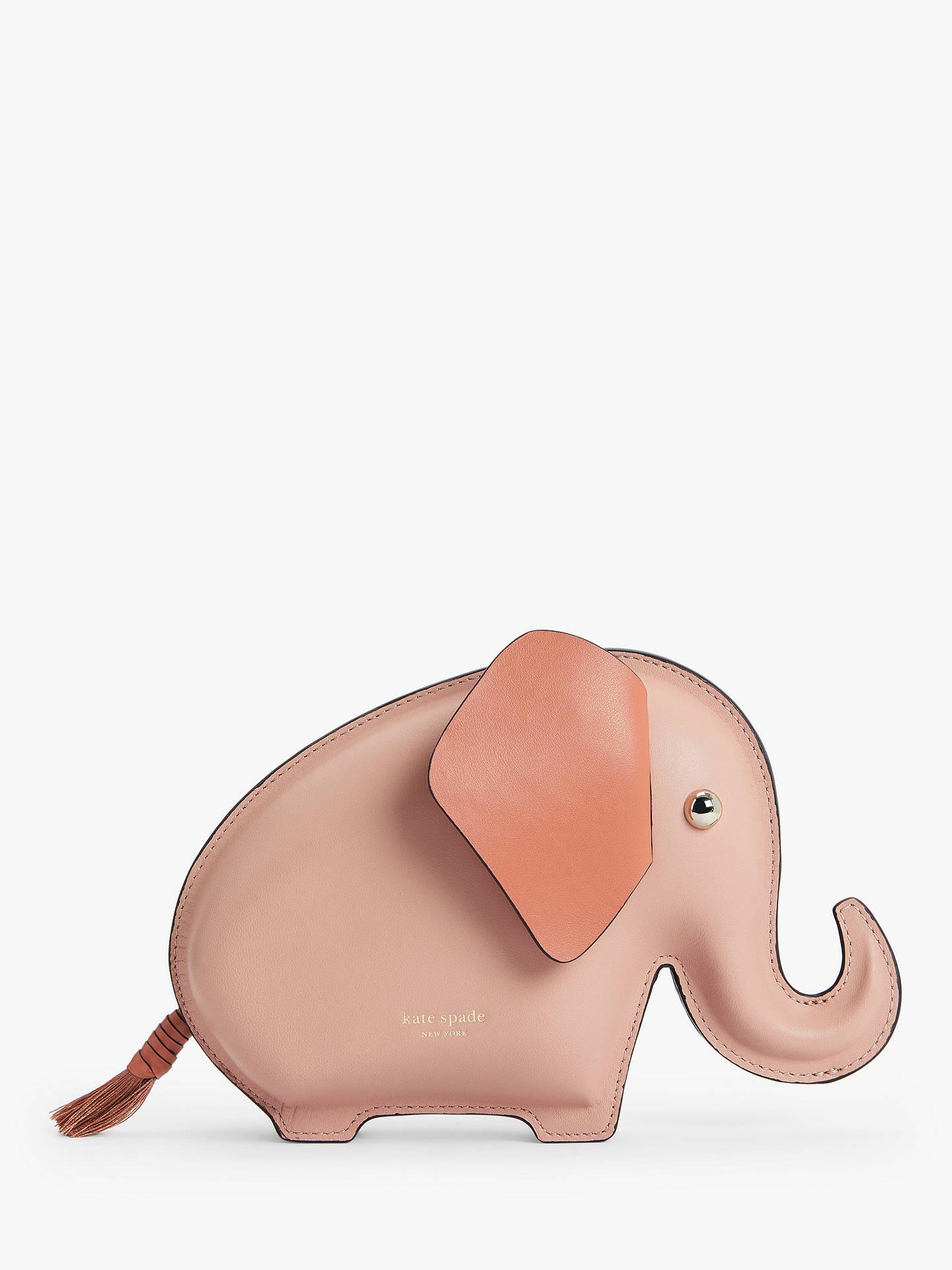 ladies Girls Animal Elephant Leather Fashion Money Coin Purses Novelty Gift