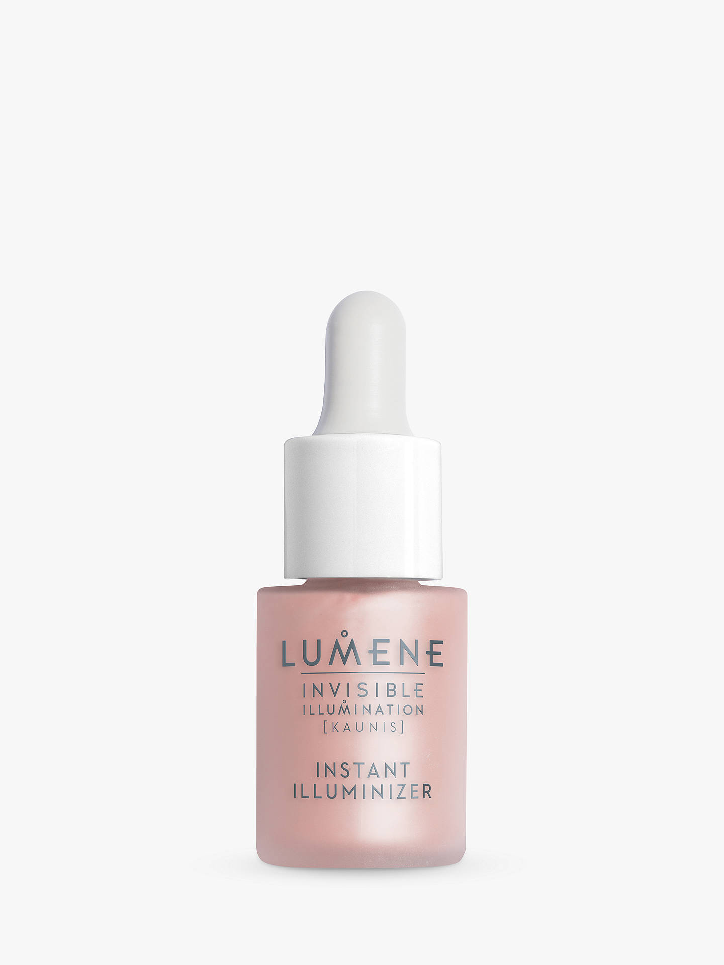 Buy Lumene Invisible Illumination Instant Illuminizer, Rosy Dawn Online at johnlewis.com