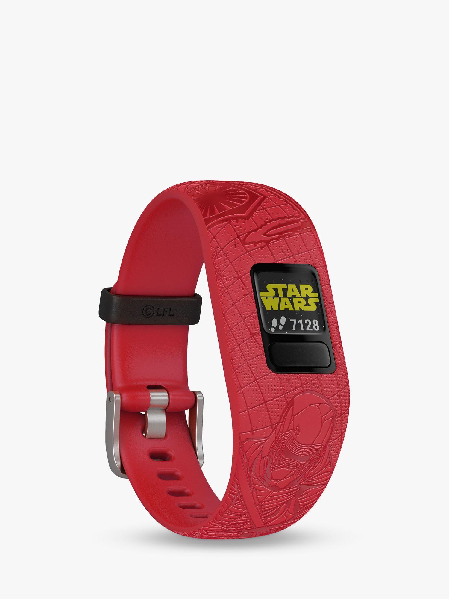 Garmin Garmin vivofit jr. 2, Adjustable Star Wars, Dark Side Activity Tracker and Watch for Children