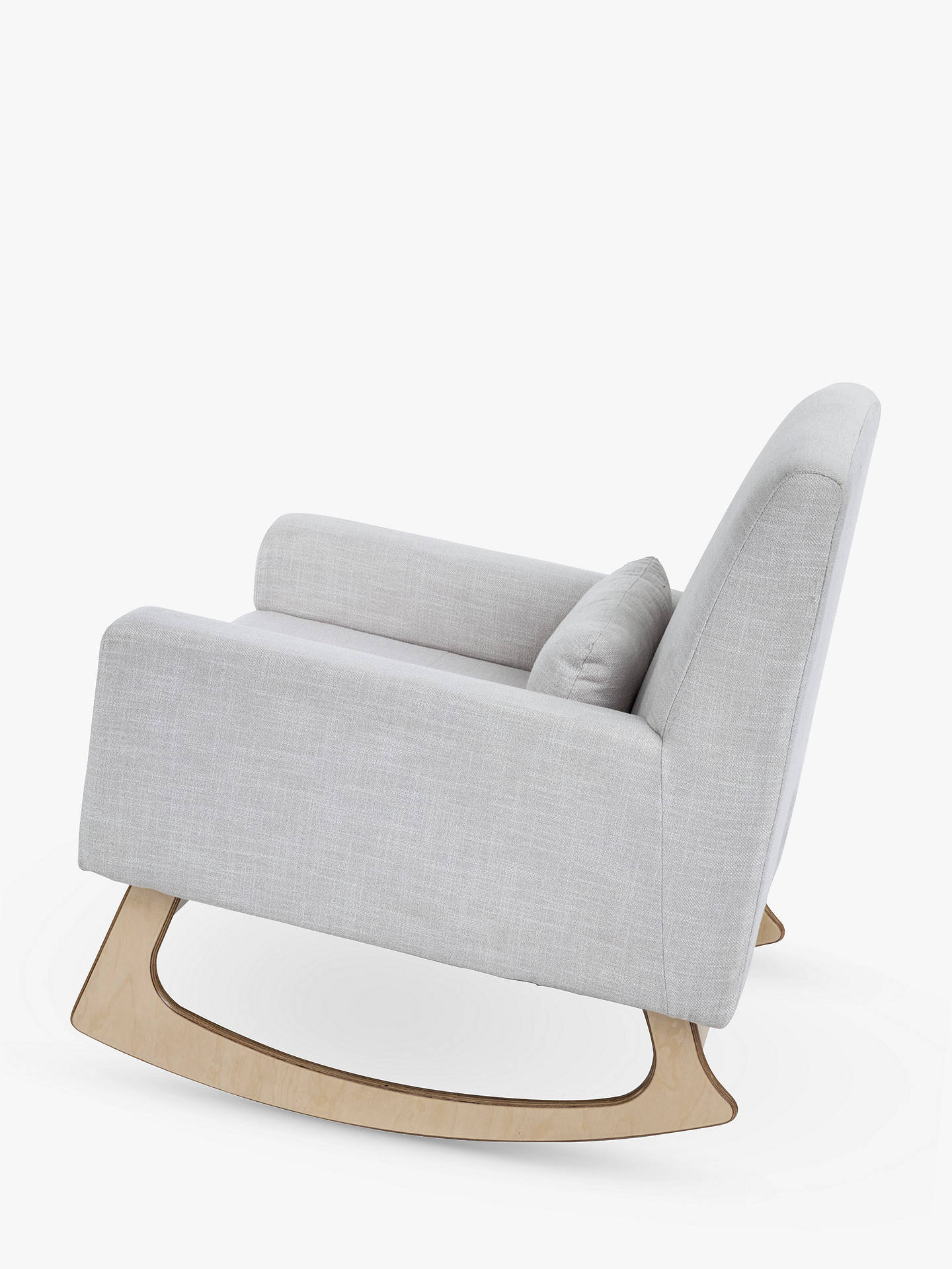 Astounding Gaia Baby Serena Nursing Rocking Chair Oat Gamerscity Chair Design For Home Gamerscityorg