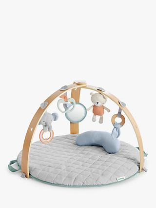 Ingenuity Cozy Spot Reversible Activity Gym
