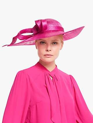 John Lewis & Partners Amelie Loop Disc Occasion Hat