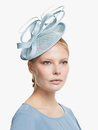 John Lewis & Partners Grace Loop Disc Occasion Hat