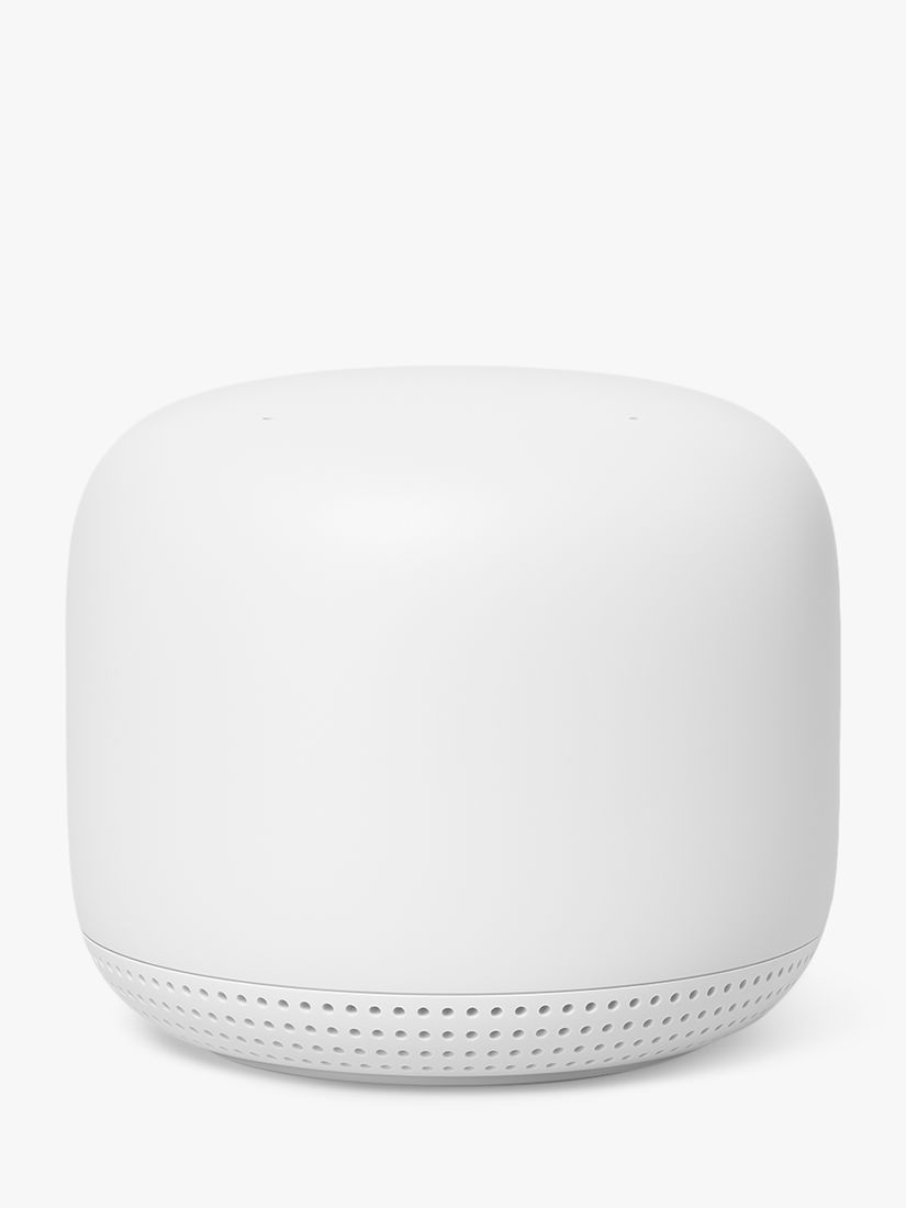 Google Google Nest Wi-Fi Router with One Google Nest Wi-Fi Point Add-on Wi-Fi Extender