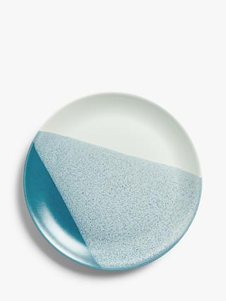 LEON Supper Club Side Plate, 21.5cm, Teal