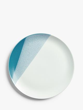 LEON Supper Club Dinner Plate, 27.5cm, Teal