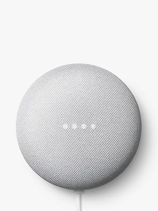 Google Nest Mini Hands-Free Smart Speaker, 2nd Gen