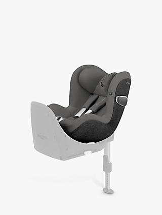 Cybex Sirona Z i-Size Group 0+/1 Car Seat, Soho Grey