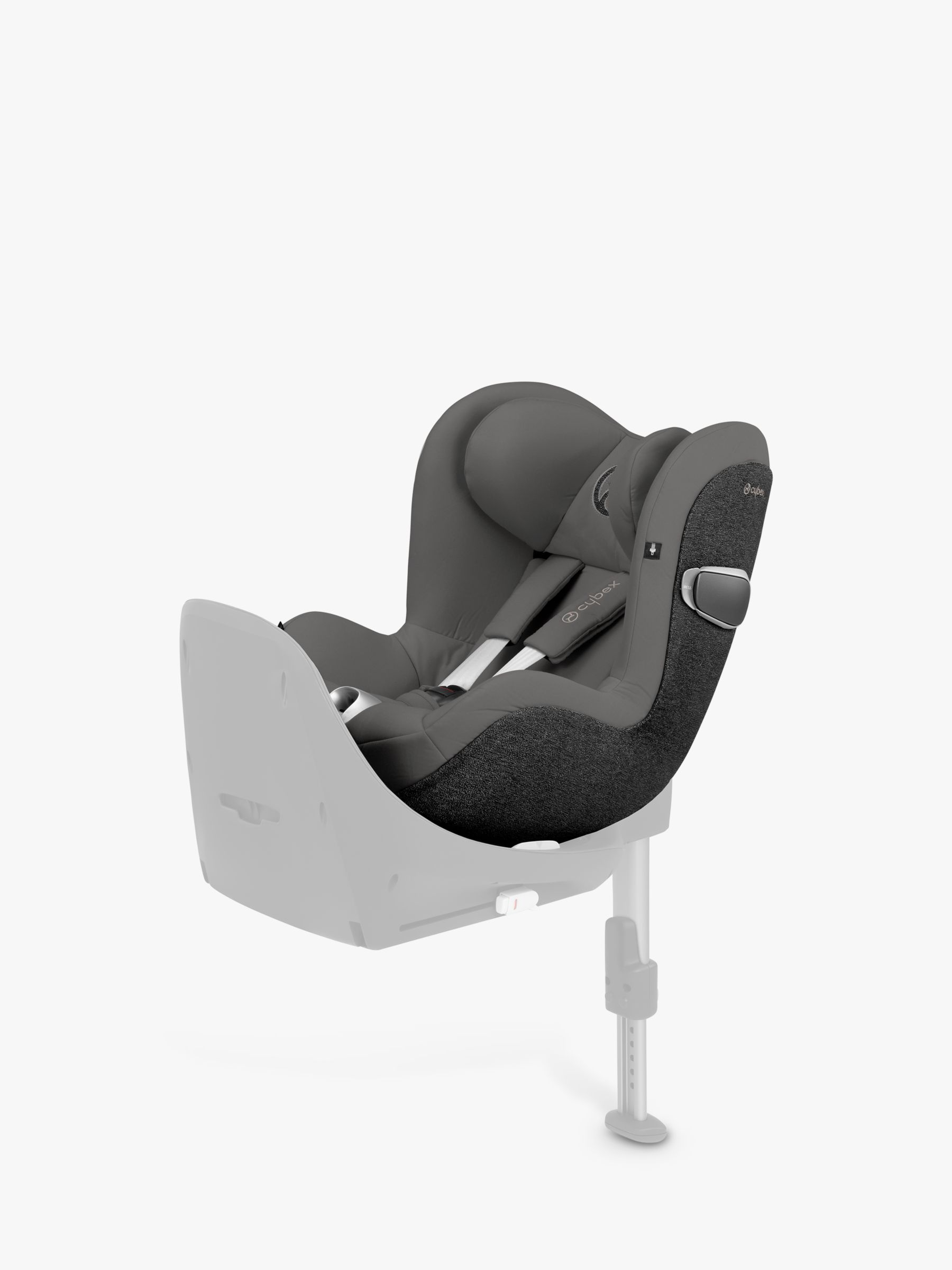 Cybex Cybex Sirona Z i-Size Group 0+/1 Car Seat, Soho Grey
