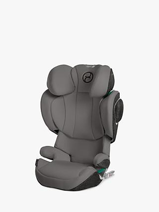 Cybex Solution Z i-Fix Group 2/3 Car Seat, Soho Grey