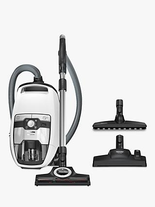 Miele Blizzard CX1 Total Solution  Vacuum Cleaner, White