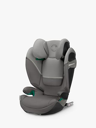 Cybex Solution S i-Fix Group 2/3 Car Seat, Soho Grey