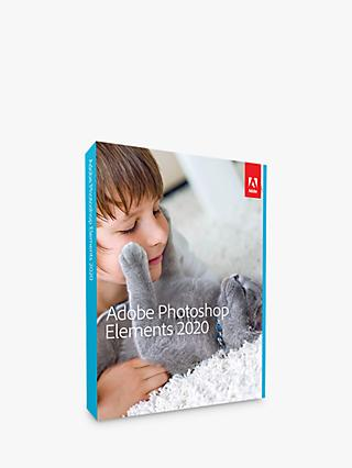 Adobe Photoshop Elements 2020, Photo Editing Software